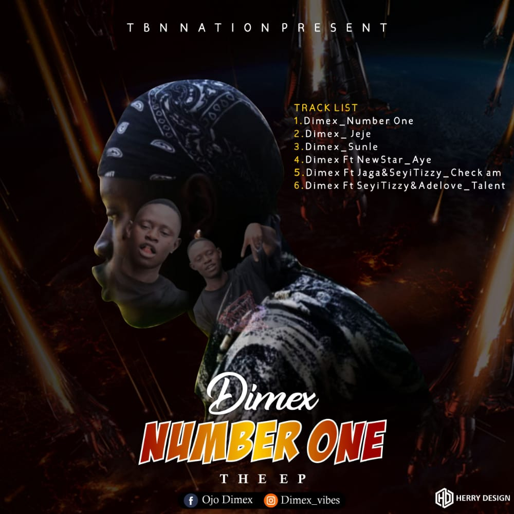 FULL ALBUM : Dimex – Number One (The EP) min