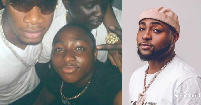"""Davido Replies A Fan Who Said He Never Went Through The """"I Never Blow"""" Stage"""