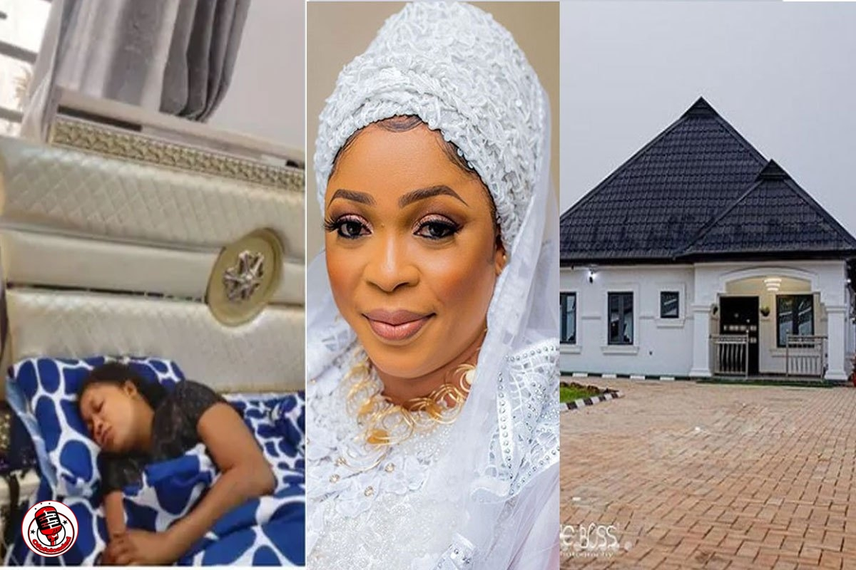 Kemi Afolabi Placed On Drip And Injections After House Warming Party Toyin Abraham, Funke Akindele, Iyabo Ojo Ignore Her