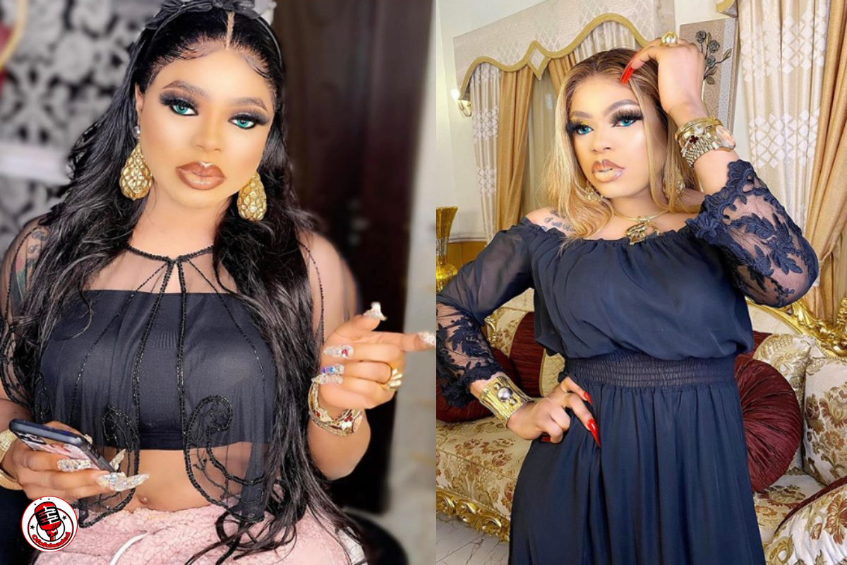 """I Will Slay In Black To Your Burial, Idiots"" – Bobrisky Savagely REPLIES Troll thumbnail"