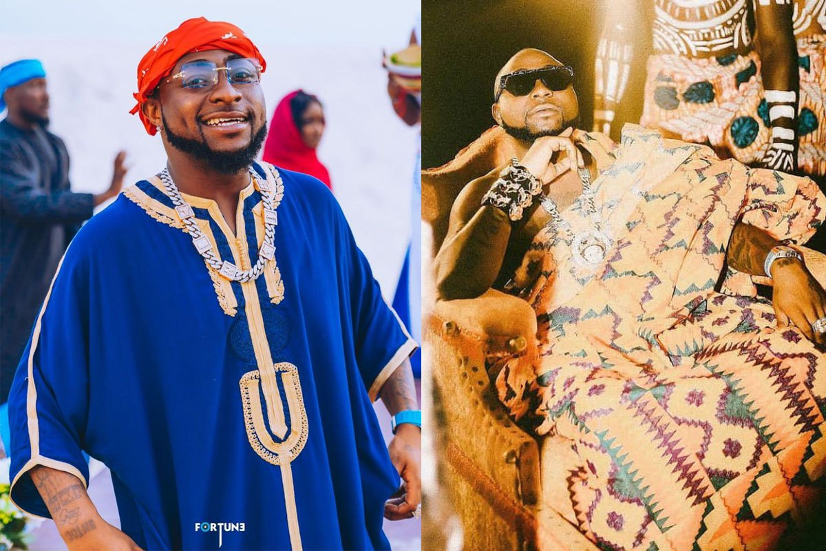 Davido Reveals How He Suffered As An Underground Artist At Mohits For One Year