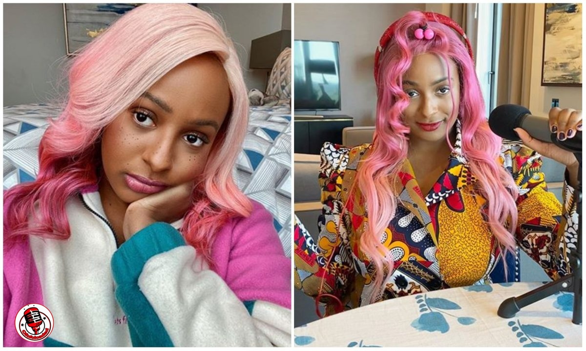 A Rare Photo Of DJ Cuppy In Her Wedding Dress Will Make You Burst Out With Laughter