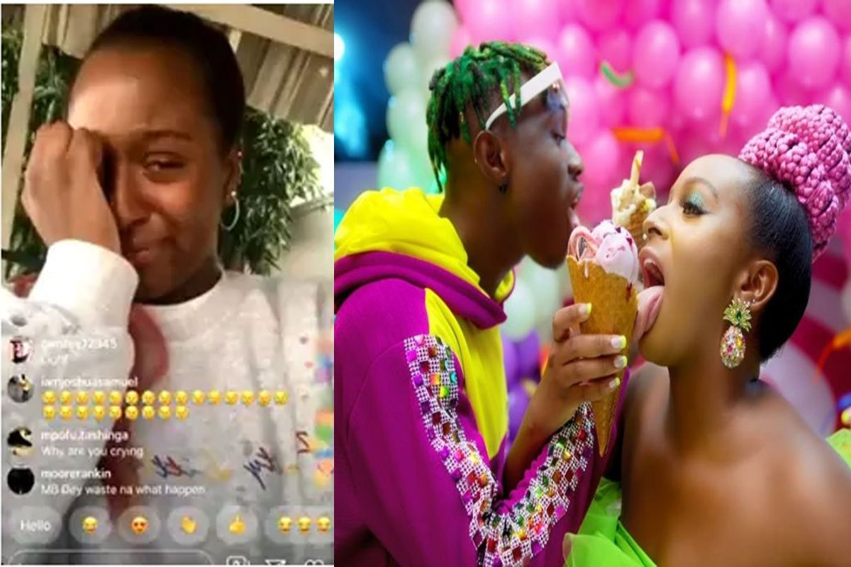 """""""We Were Actually Friends"""" – DJ Cuppy Emotionally Says 10 Months After Zlatan Ibile Cut Her Off"""