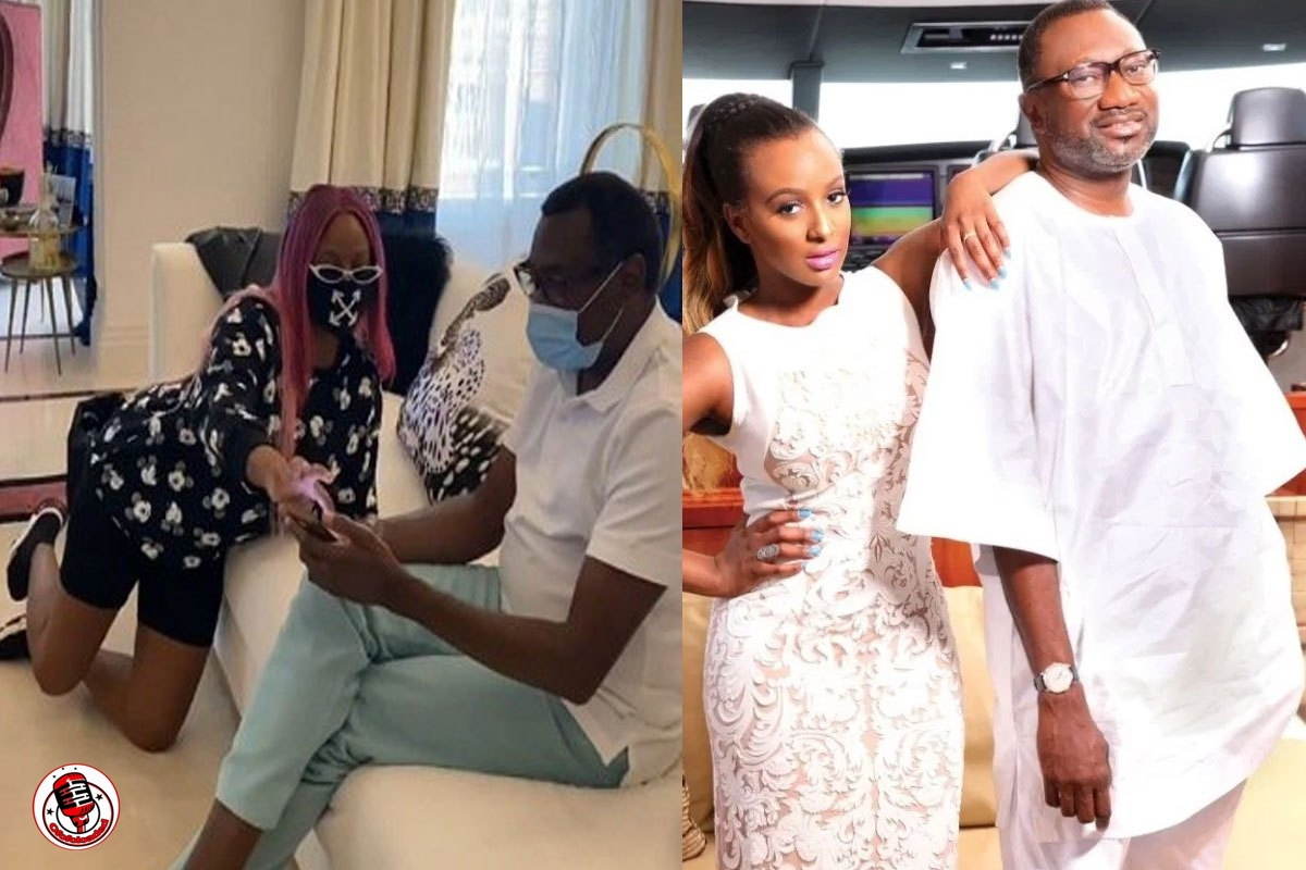 """""""My Father Always Reminds Me That When You Die, You Don't Take Your Money With You"""" – DJ Cuppy"""