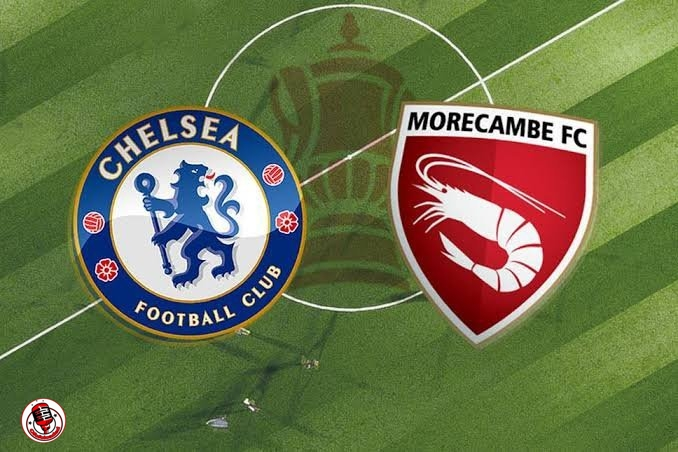 STREAM LIVE: Chelsea Vs Morecambe [Watch Now] FA CUP 2020/2021 #FACUP #FOOTBALL #CHELSEA #CFC
