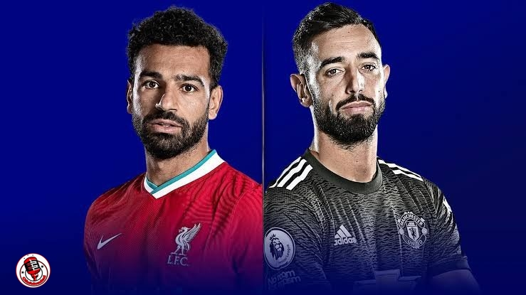 STREAM LIVE: Liverpool Vs Manchester United [Watch Now] Premier League 2020/2021 #LIVMUN #EPL #MUFC #LFC #FOOTBALL thumbnail