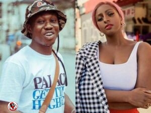 """Zlatan denied ever knowing Dj cuppy on public TV to the extend of asking if she was a """"He"""" (watch video) min"""