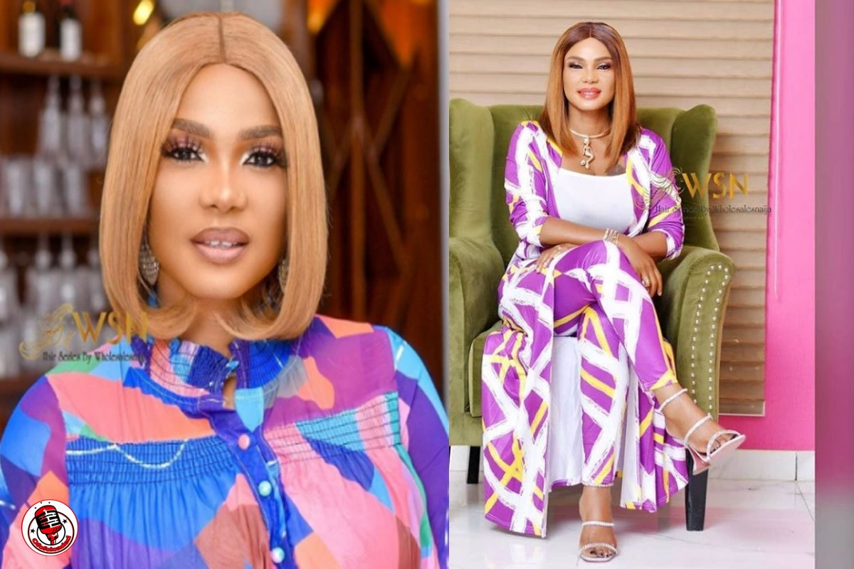 """""""I Left My Marriage Because My Husband Body Shamed Me"""" – Actress Iyabo Ojo Opens Up (VIDEO)"""