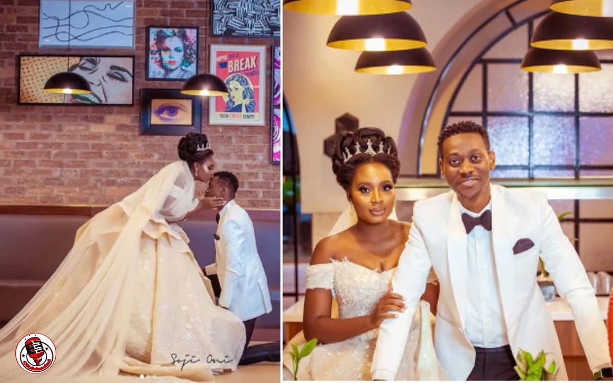 Mo'Bimpe Opens Up On Her Love Affair With Lateef Adedimeji