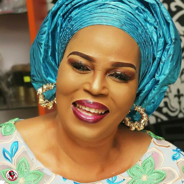 See the 5 Yoruba actress who never remarried after the death of their husband