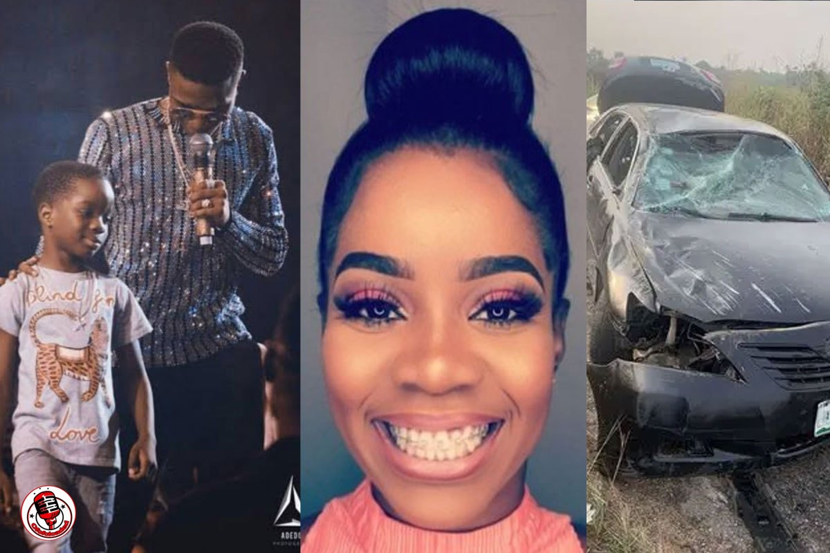 """""""Ayo Is A Dead Beat No. 2"""" – Nigerians Drag Wizkid Over His First Baby Mama, Shola Ogudu's Car"""