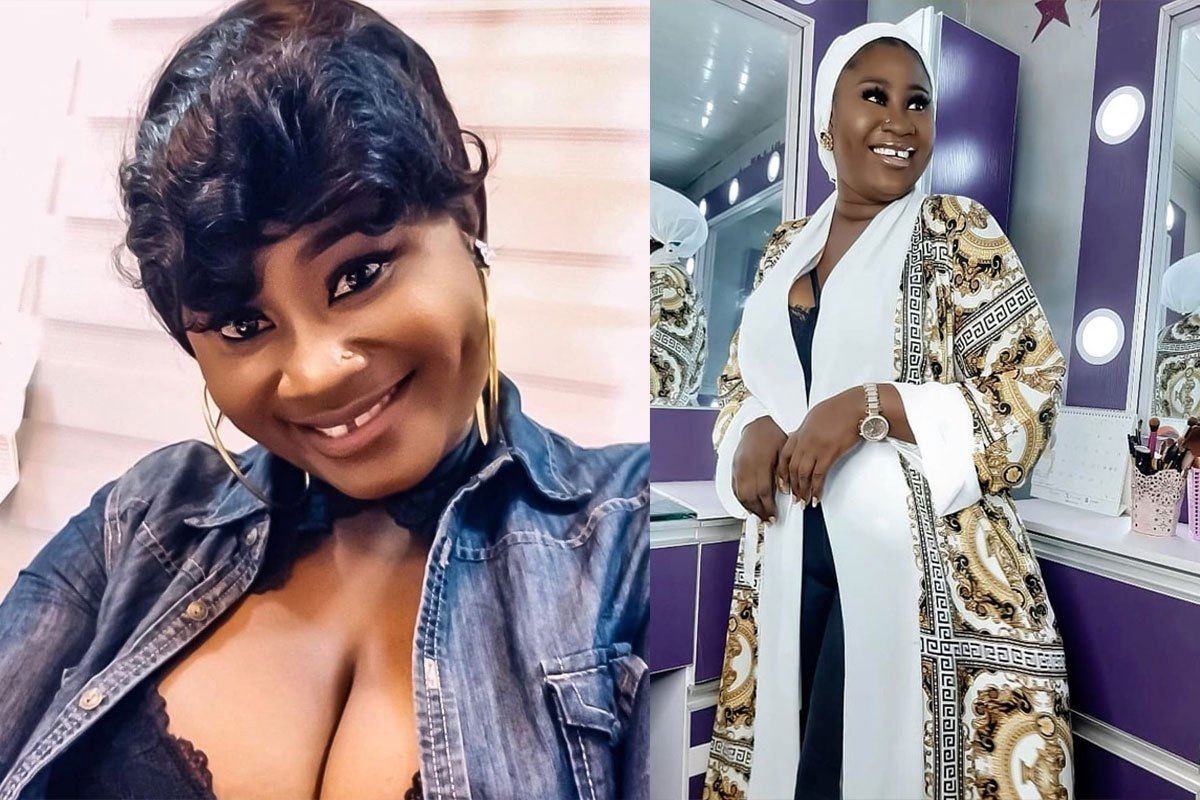 Broke Women Don't Deserve A Man – Actress Yetunde Tackles Girls Who Use Marriage To Secure Financial Stability