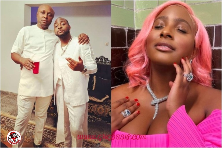 """""""Tule""""-Davido Reacts Finally To Billionaire Daughter, DJ Cuppy's Decision To Sue Isreal DMW thumbnail"""