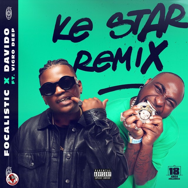 Focalistic ft. Davido & Virgo Deep – Ke Star (Remix)