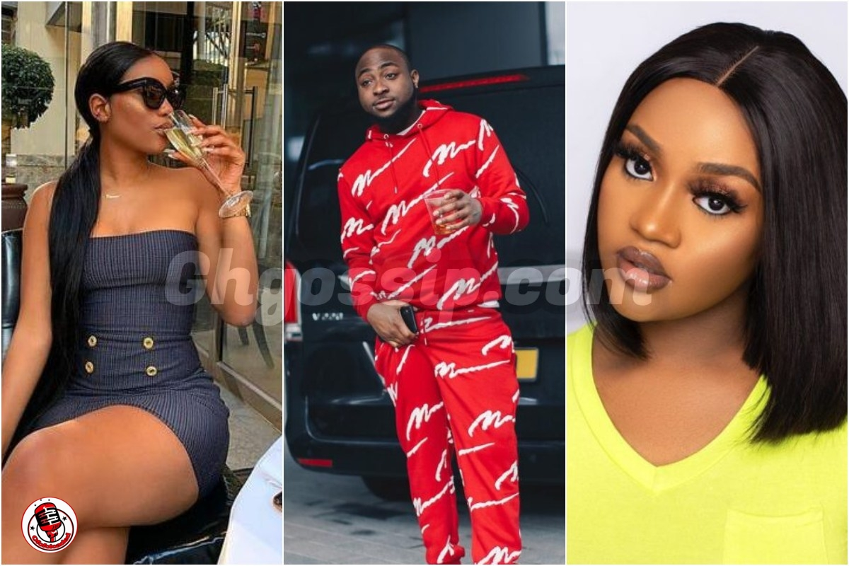 """""""Chioma Is Busy Cooking For Davido And His Friends, While He's Busy Begging His Ex"""" – Blogger Claims"""