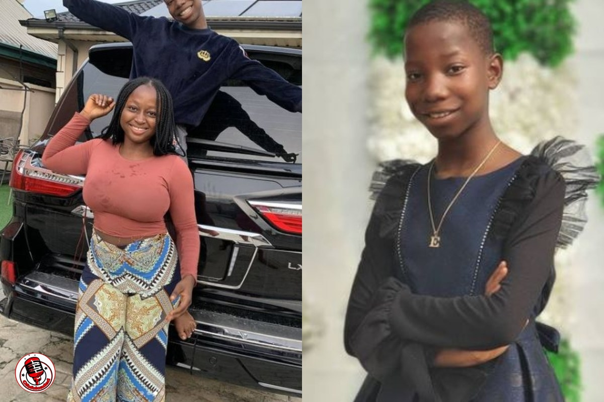 Young Comedienne, Emmanuella Buys Exotic Lexus LX570 Car For Herself (Photos)