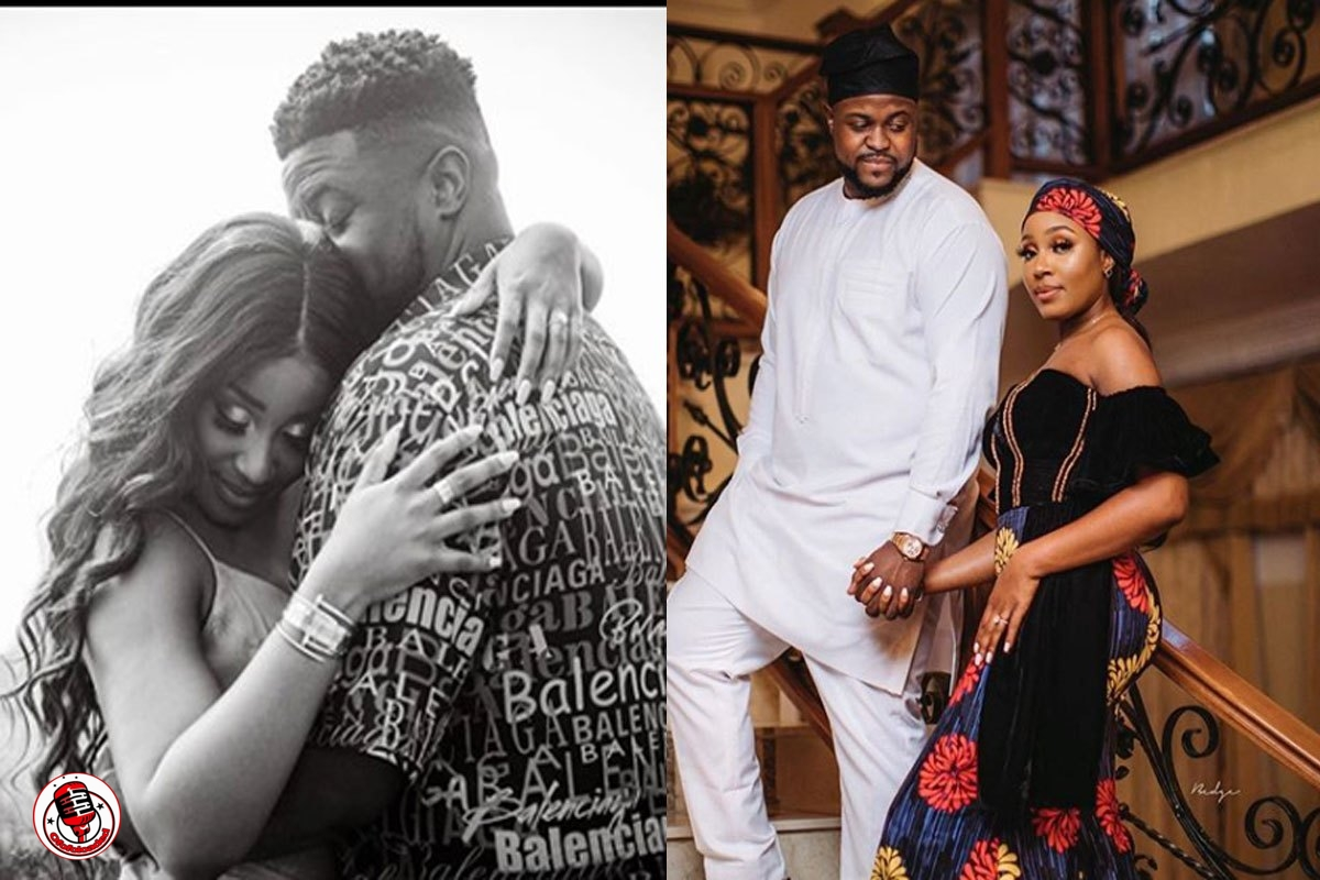 Thank You For Loving Me Despite My Flaws' – Davido's Brother Adewale Adeleke Tells Wife As They Mark First Wedding Anniversary