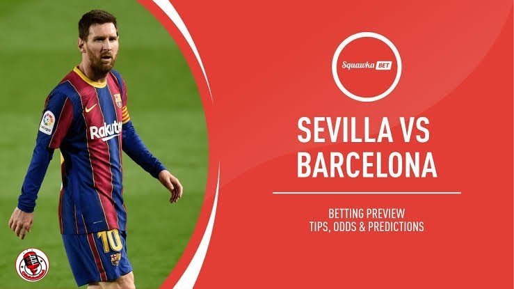 STREAM LIVE: Sevilla Vs Barcelona [Watch Now] LA LIGA 2020/2021 #SEVBAR #BARCA #LALIGA #FOOTBALL #SEVFCB