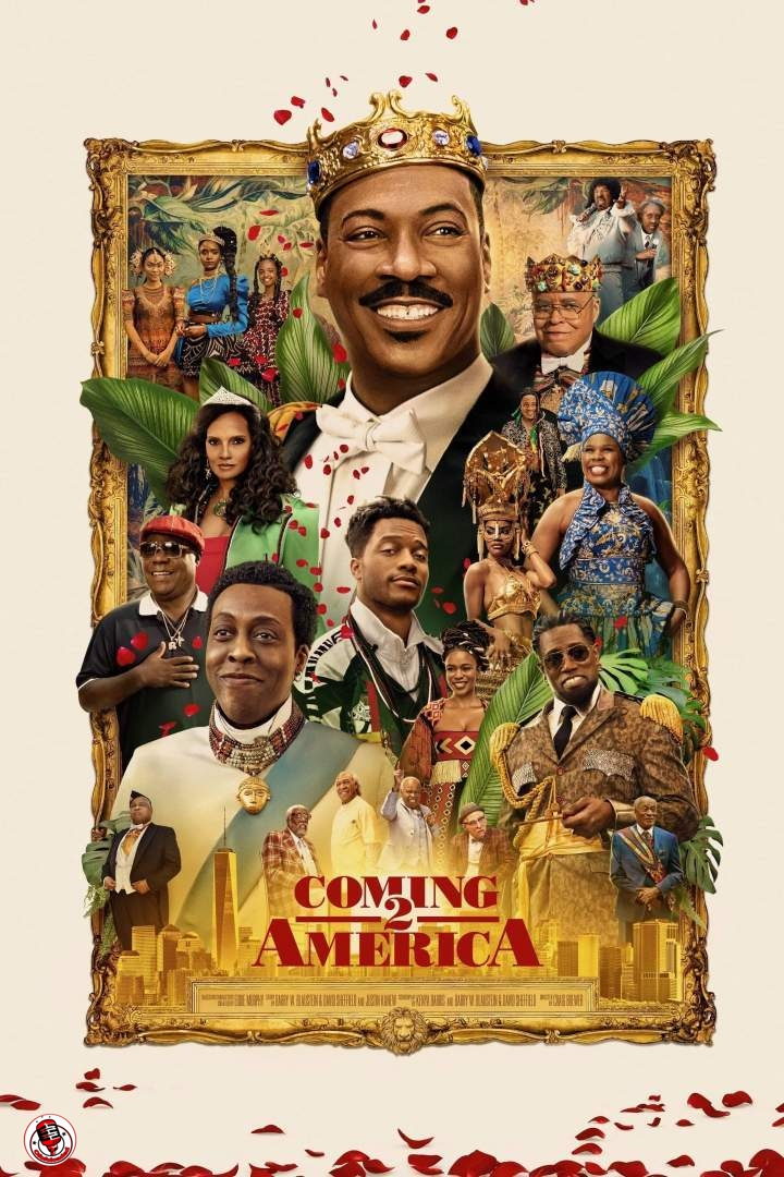 Download Video : Coming 2 America (2021) Movie Download min