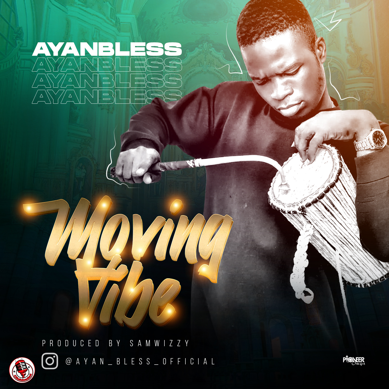 Ayan Bless – Moving Vibe