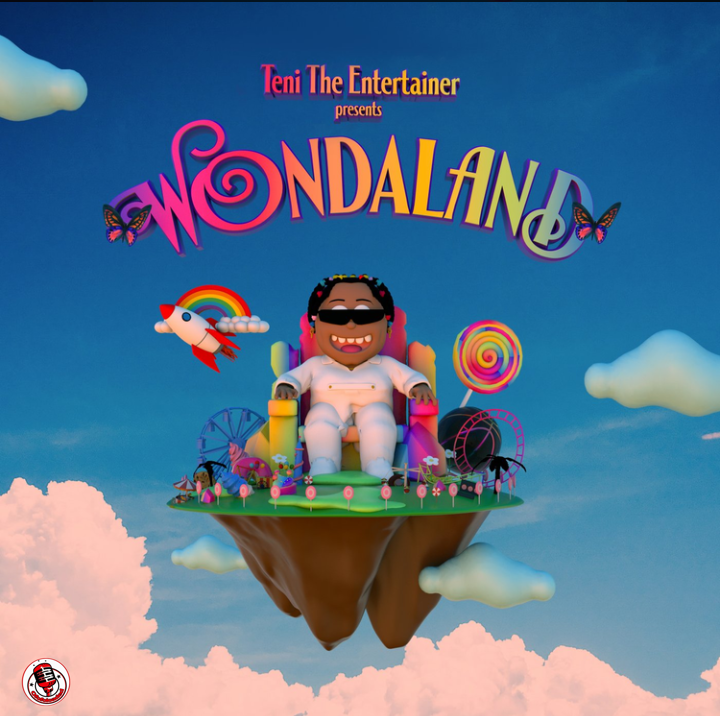ALBUM: Teni – Wondaland min