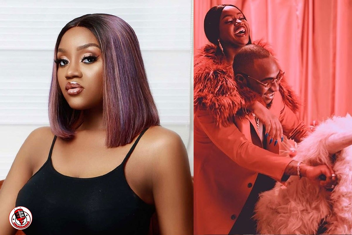 Davido's Girlfriend Chioma Dumped Him And Moved Out -Popular Blogger Claims min