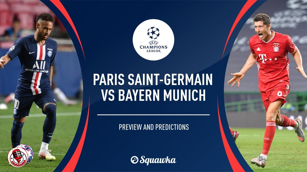 STREAM LIVE: PSG VS Bayern Munich [Watch Now] CHAMPIONS LEAGUE 2020/2021 #PSGBAYERN #PSGFCB #UCL #FOOTBALL
