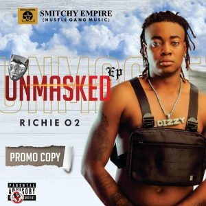 "Richie o2 – ""UNMASKED"" Full EP min"