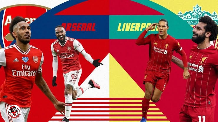 STREAM LIVE: Arsenal Vs Liverpool [Watch Now] PREMIER LEAGUE 2020/2021 #ARSLIV #FOOTBALL #EPL #Arsenal #LIVERPOOL