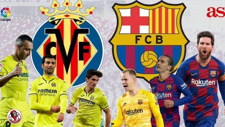 STREAM LIVE: Villarreal Vs Barcelona [Watch Now] LaLiga 2020/2021 #VILBAR #LALIGA #FCB #FOOTBALL #VILFCB min