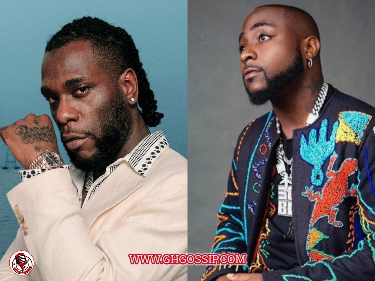 'He Is Competing With Davido' – Nigerians React As Burna Boy Gifts Patoranking N1M Cash For His Birthday [VIDEO]