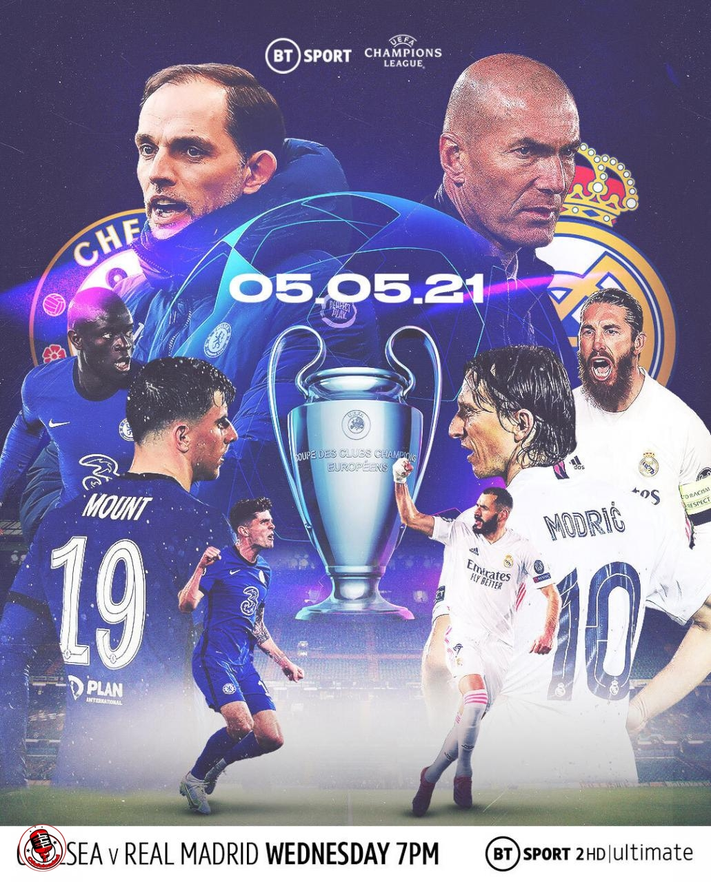 LIVE STREAM : Chelsea Vs Real Madrid [Watch Now] CHAMPIONS LEAGUE 2020/2021 #CHERMA #UCL #FOOTBALL #MADRID #CHELSEA min