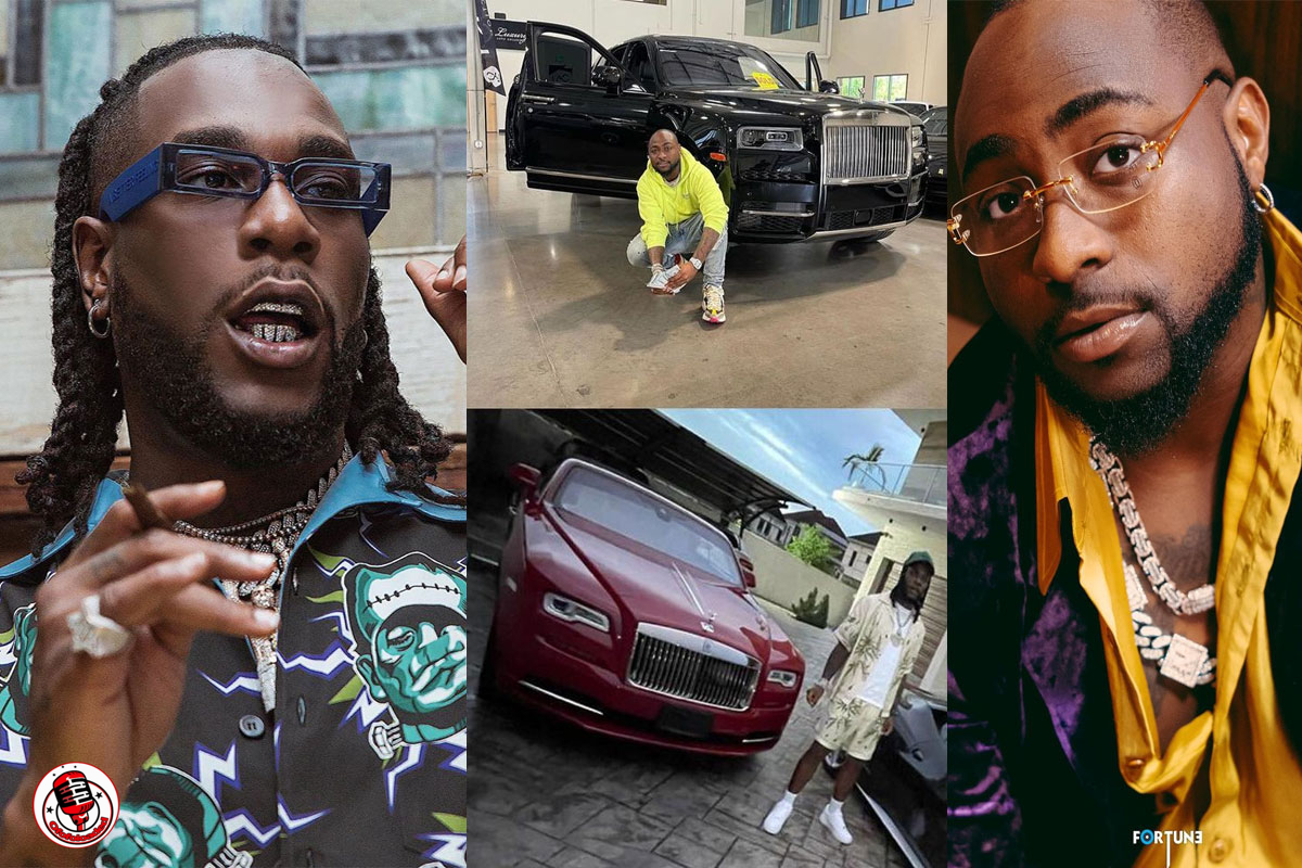 """""""Burna Boy's Rolls Royce Is More Expensive Than Davido's New Whip"""" – Burna Boy's PA, Manny Claims min"""