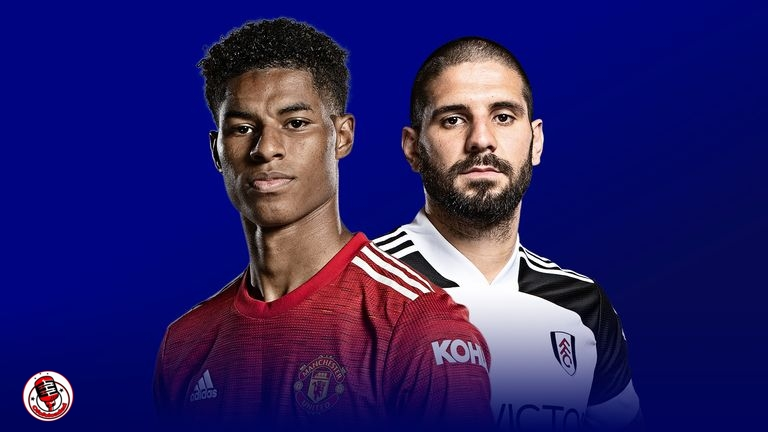 LIVE STREAM : Manchester United Vs Fulham [Watch Now] PREMIER LEAGUE 2020/ 2021 #MUNFUL #MUFC #EPL #FOOTBALL #BRUNO  #MARTIAL min