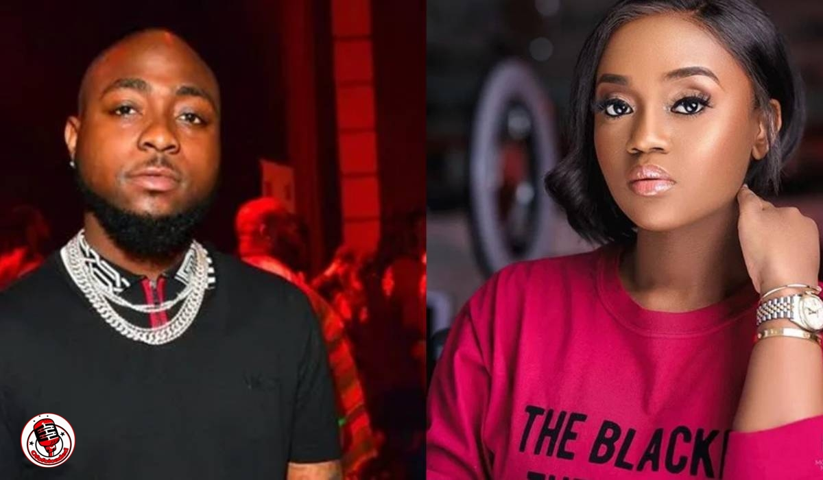 After Months of Silence, Davido's Baby Mama- Chioma is Seen Flaunting Her Shape In A Gym