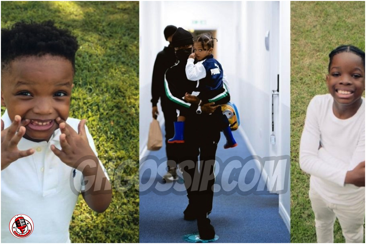 Fatherhood Is More Important To Me Than Music – Wizkid min