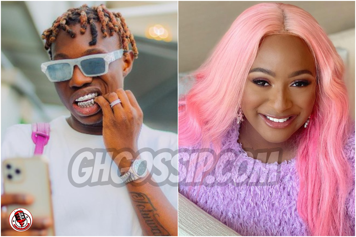 """""""Nobody Is Above Blocking, Go And Ask Cuppy"""" – Zlatan Tells Fan min"""