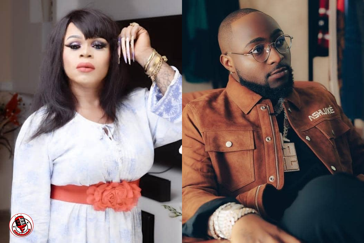 Michelle Page Dragged After Her 3 Days Prayer And Fasting For Davido After Death Prophecy min