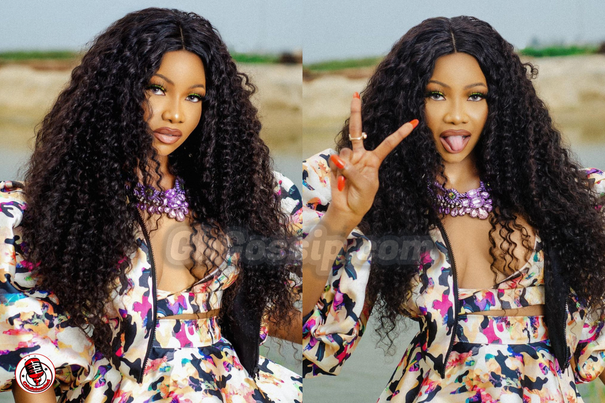 I Should Give The Credit To My Team, Not BBNaija – Tacha Speaks