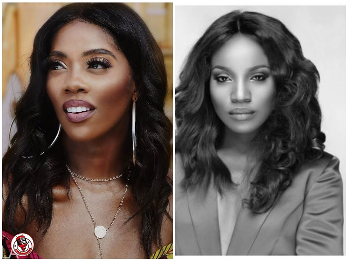 """""""Your Yansh Is The Dirtiest In The Industry"""" – Tiwa Savage And Seyi Shay Fight Dirty In A Salon (Video)"""