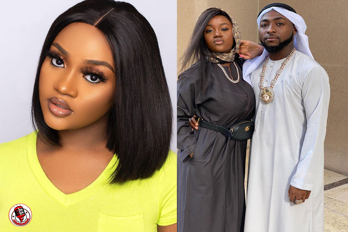 Chioma Subtly Tells Davido What He Stands to Lose If He Completely Parts Ways With Her