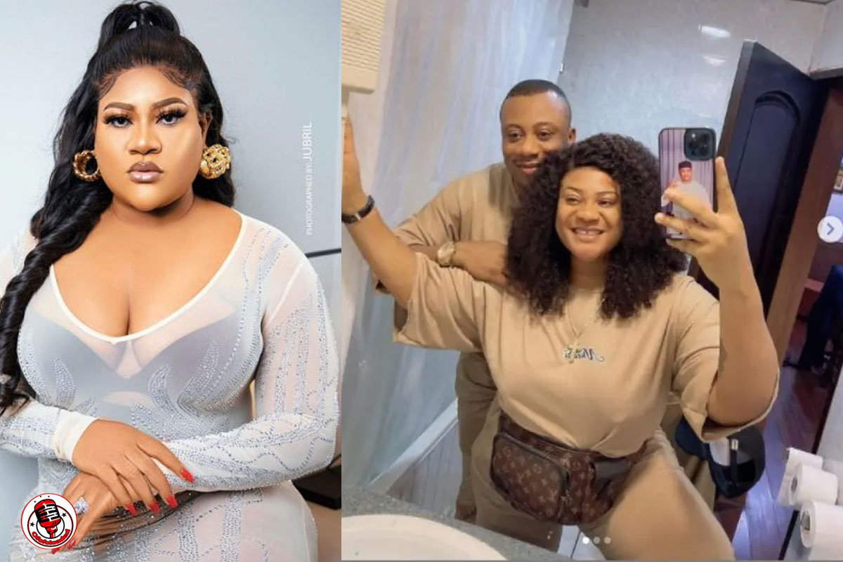 Why I Did Not Post My Wedding Photos On Social media – Actress, Nkechi Blessing Opens Up