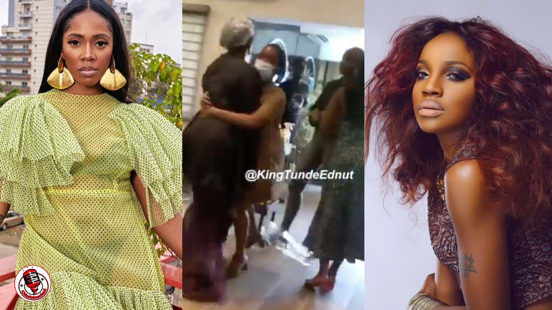 'God Should Kill My Son If I've Ever Badmouthed You Before'- Tiwa Savage Clashes With Seyi Shay