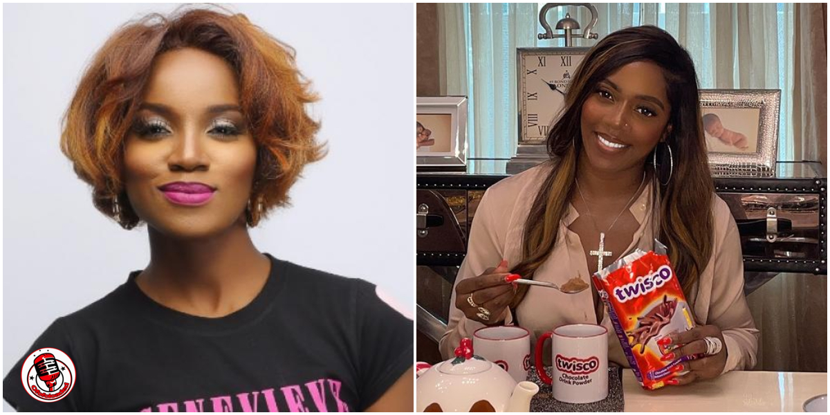 'You Have A Disgusting Spirit'- Tiwa Savage Crosses Swords With Seyi Shay (Watch)