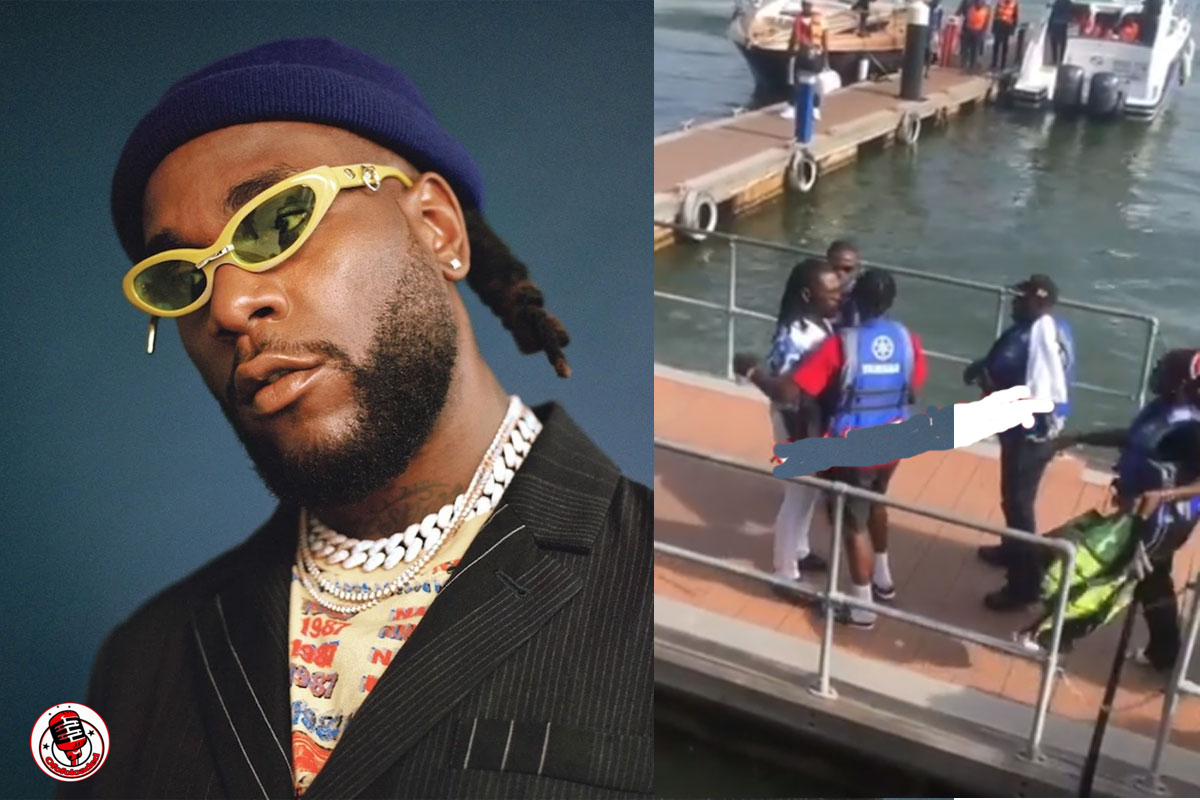 He Is Full Of Pride'- Reactions After Burna Boy Was Stopped From Fighting Lagos Boys Before A Video Shoot min