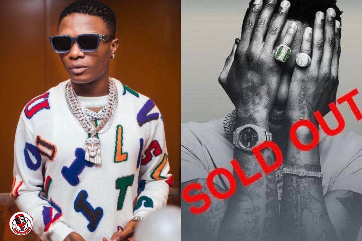 Wizkid Sells Out NYC In 24 Hours Ahead Of His Made In Lagos Tour