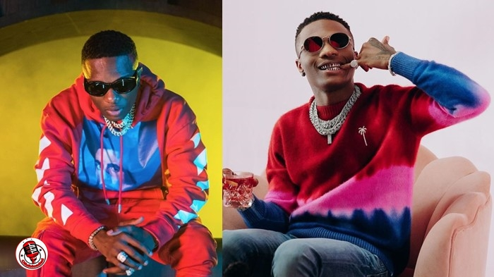 Wizkid Creates A Buzz Online After He Was Spotted Playing Football With Friends (Video)